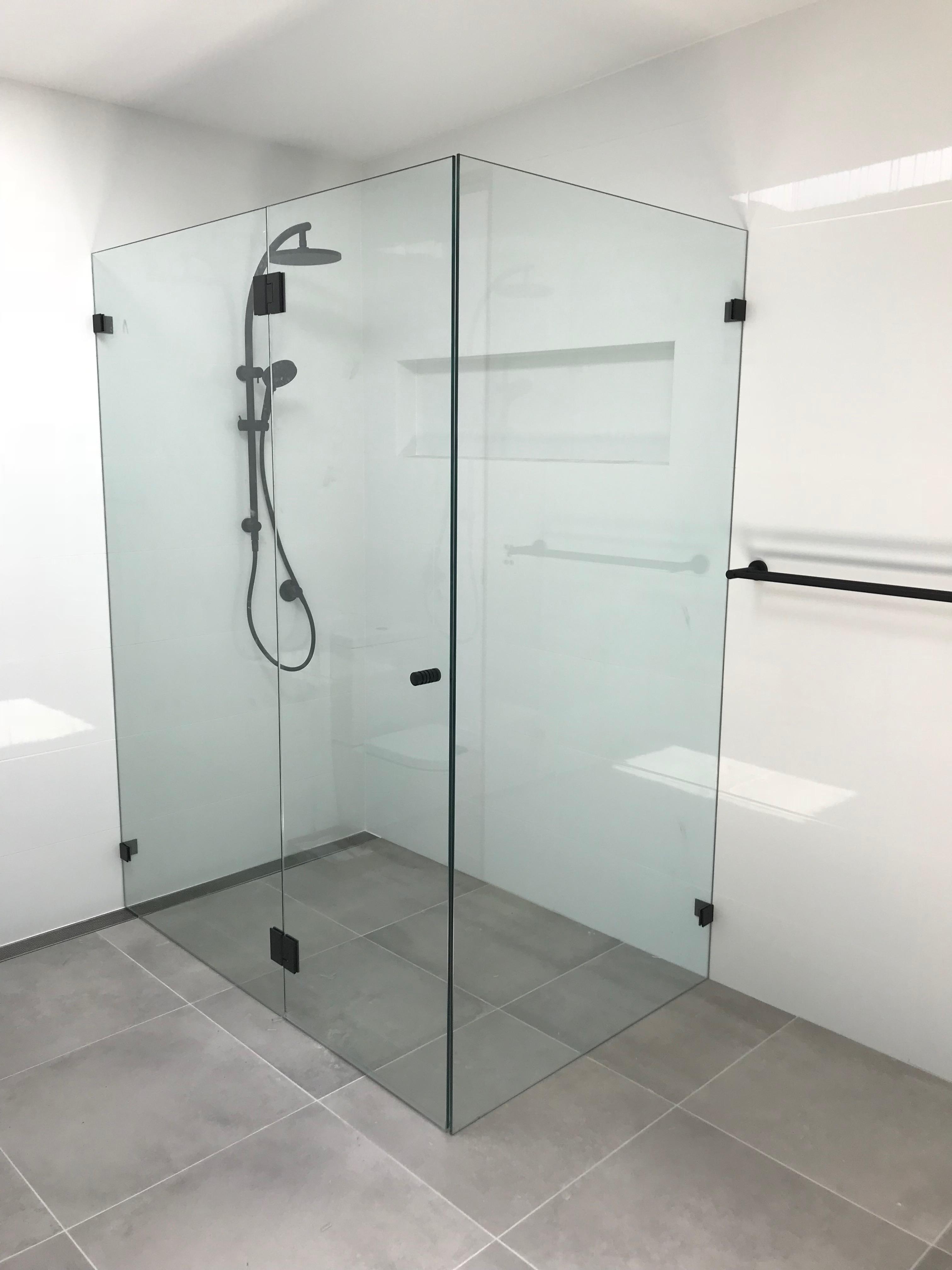 Frameless Shower Screens Built In Wardrobes Sydney And