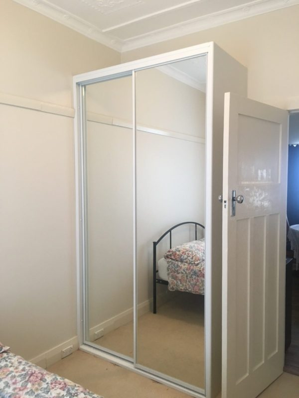 Wardrobe Doors - Glass and Mirror - Built in Wardrobes Sydney and ...