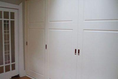 Sliding Heritage (2 Panel) Polyurethane Doors - 3 door combination