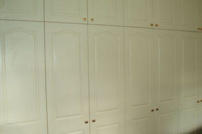 Hinged Victorian Polyurethane Doors - doors on doors