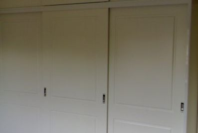 Sliding Heritage (2 Panel) Polyurethane Doors - Doors on Doors