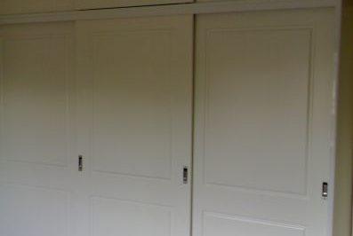 Sliding Heritage (2 Panel) Polyurethane Doors - Doors on Doors