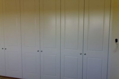 Hinged Heritage (2 Panel) Polyurethane Doors - 6 door combination