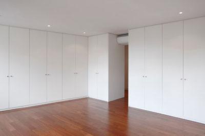 Hinged Classic (Flat) Polyurethane Doors - 12 door combination